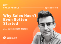 Why sales hasn't even started yet with Justin Roff-Marsh